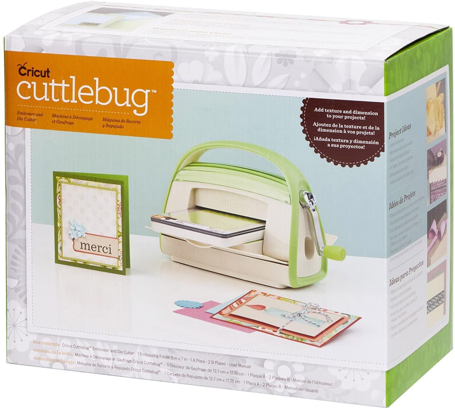 Cuttlebug Machine V2