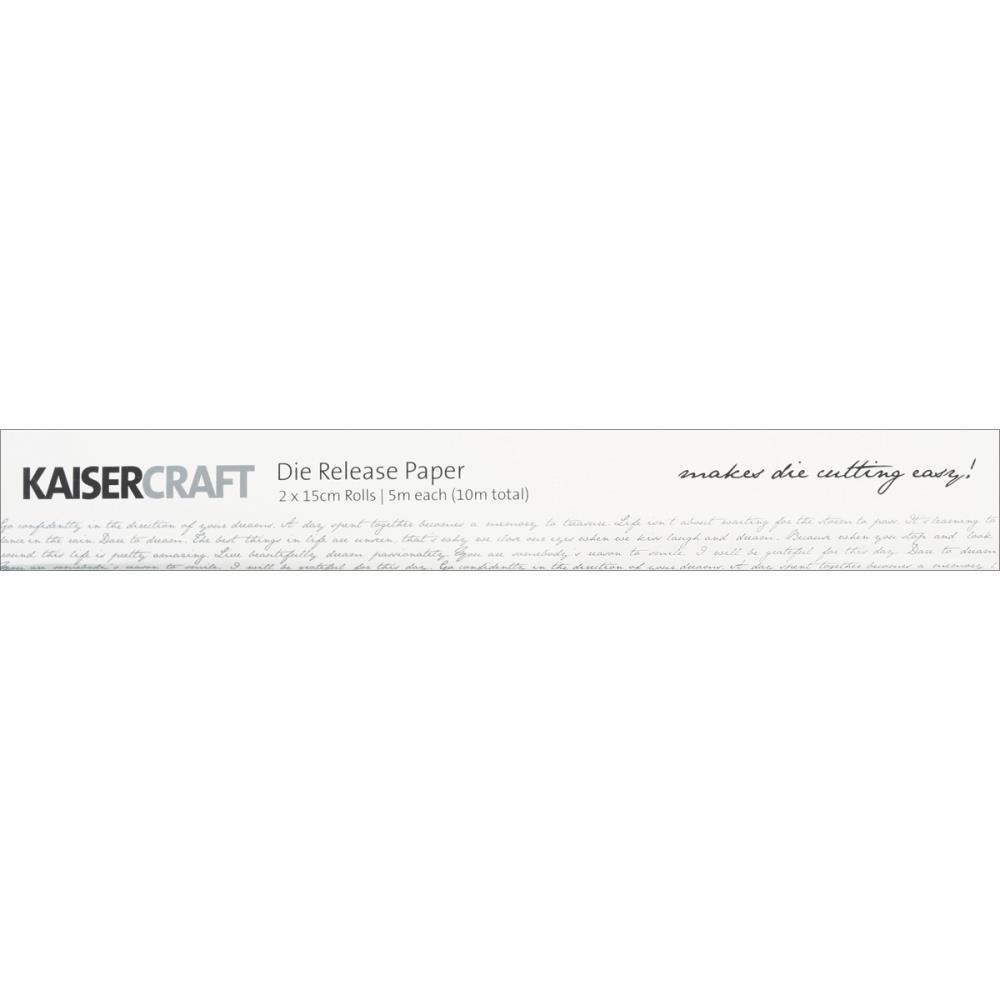Kaisercraft Die Release Paper