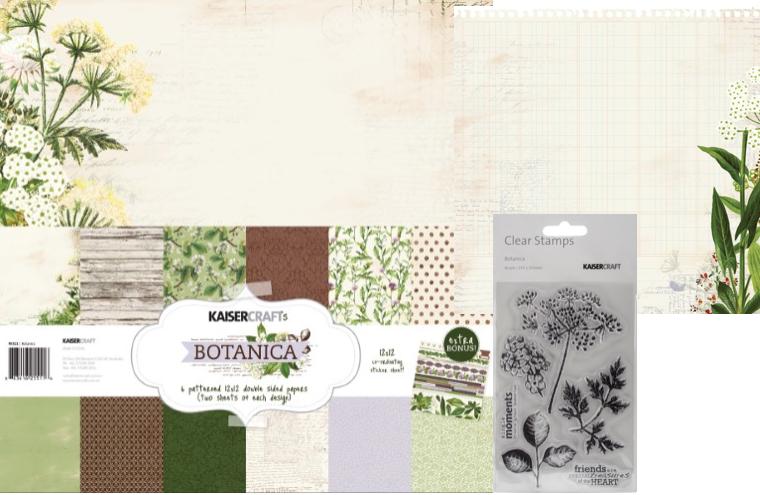Kaisercraft - Botanica Collection Kit