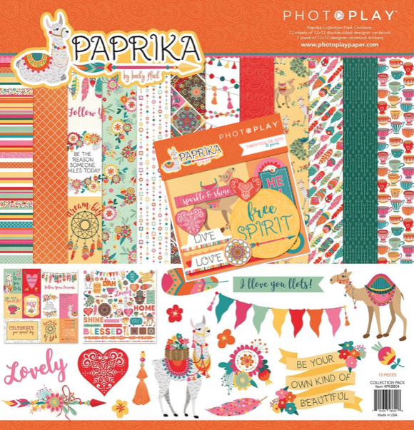 Photo Play - Paprika  Collection