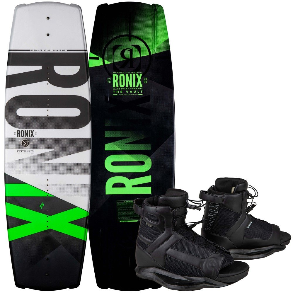 2020 Ronix Junior Wakeboard Package Vault W/Divide