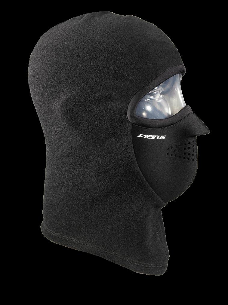 Seirus Combo Clava Mask