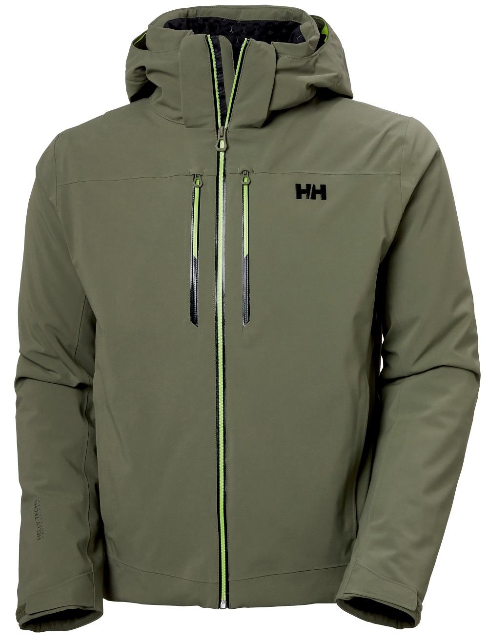 Helly Hansen Mens's Jacket Alpha Lifaloft