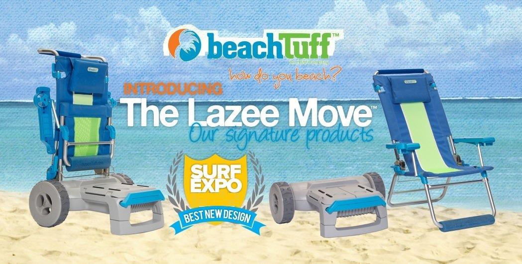 BEACH TUFF CHAIR/MOVER