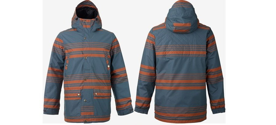 BURTON MEN JACKET GREENLIGHT TWC
