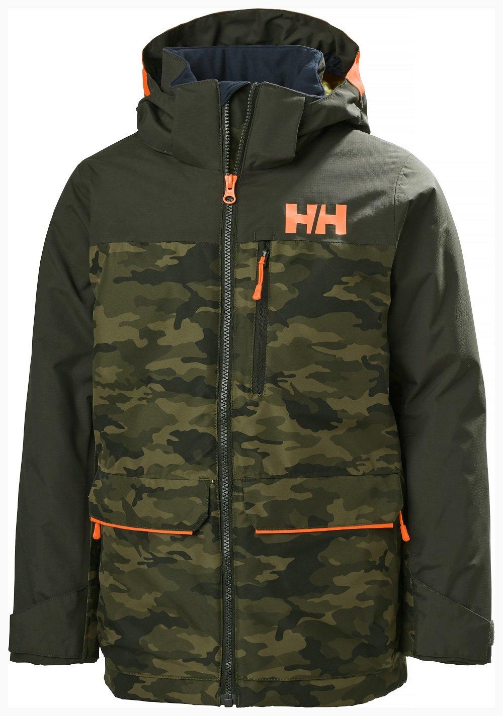 Helly Hansen Junior Jacket Tornado