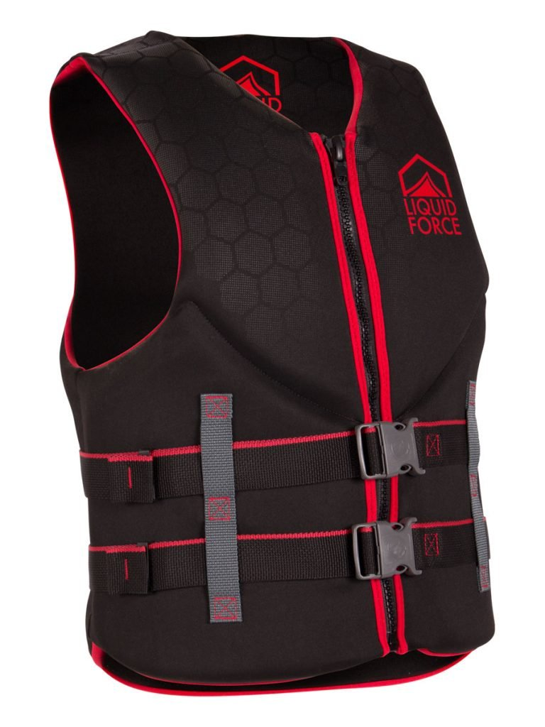 2020 Liquid Force Men's Vest Hinge Classic CGA