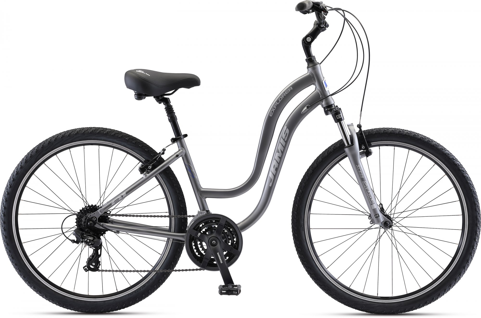Jamis 2021 Explorer A1 Step Through Bike