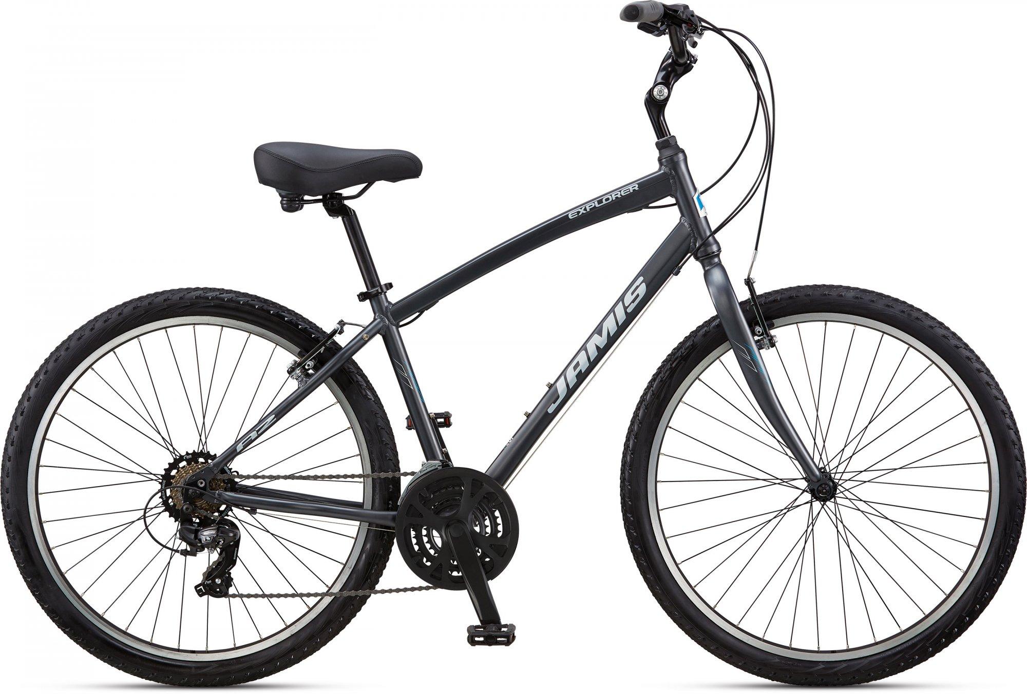 Jamis 2021 Explorer A2 Bike