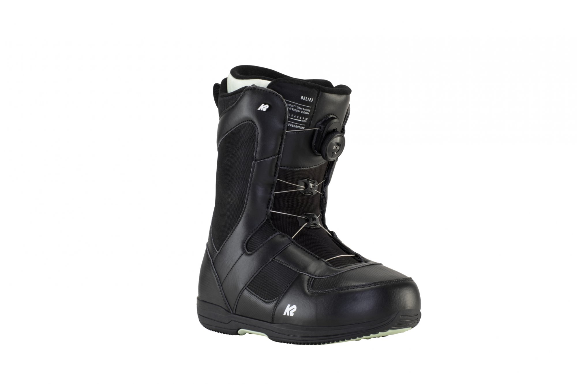 K2 2021 Belief Ladies Snowboard Boots