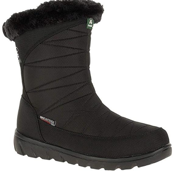 Kamik Hannah Zip Ladies Boot
