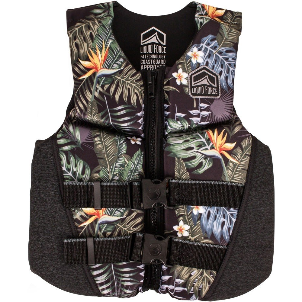 2020 Liquid Force Junior Koa Vest