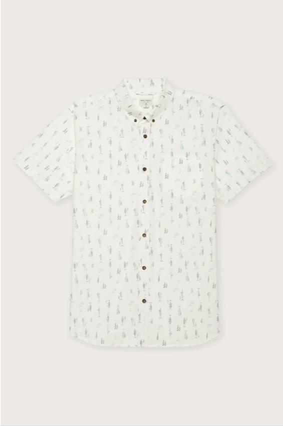 O'neill Men's Grotto Shirt