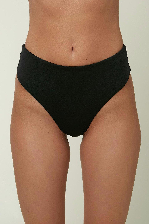 O'Neill Ladies Bikini Bottom Hi Waist Saltwater