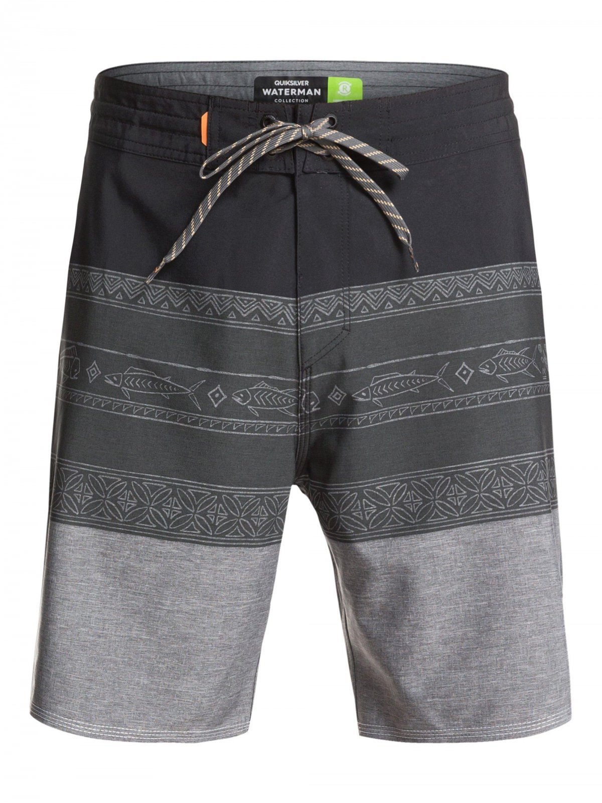 Quiksilver Men's Boardshorts Liberty Triblock Waterman