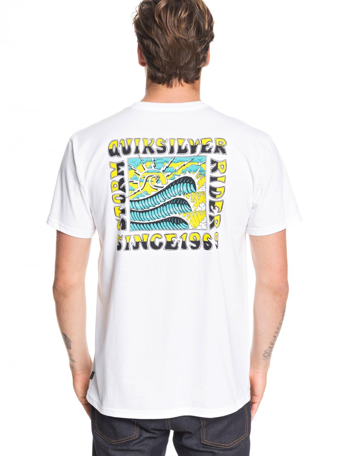 Quiksilver Men's Storm Watch Tee
