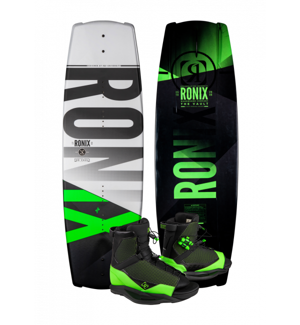 Ronix Vault w/District Wakeboard Package