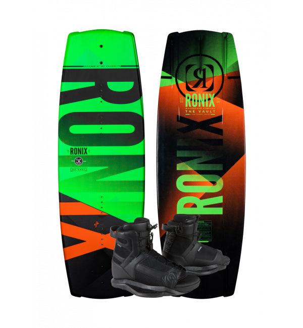 Ronix Vault w/Divide Junior Wakeboard Package