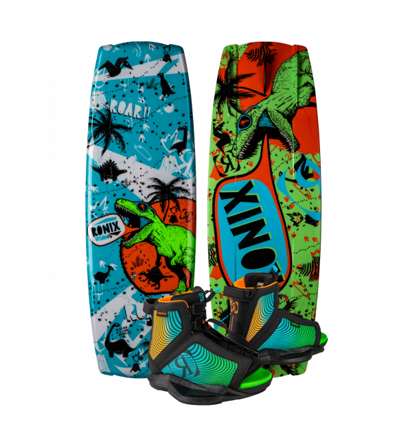Ronix Vision w/ Vision Junior Wakeboard Package