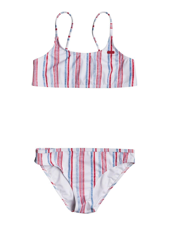 Roxy Girl's Bikini Sport Bralette Lake Of Stars