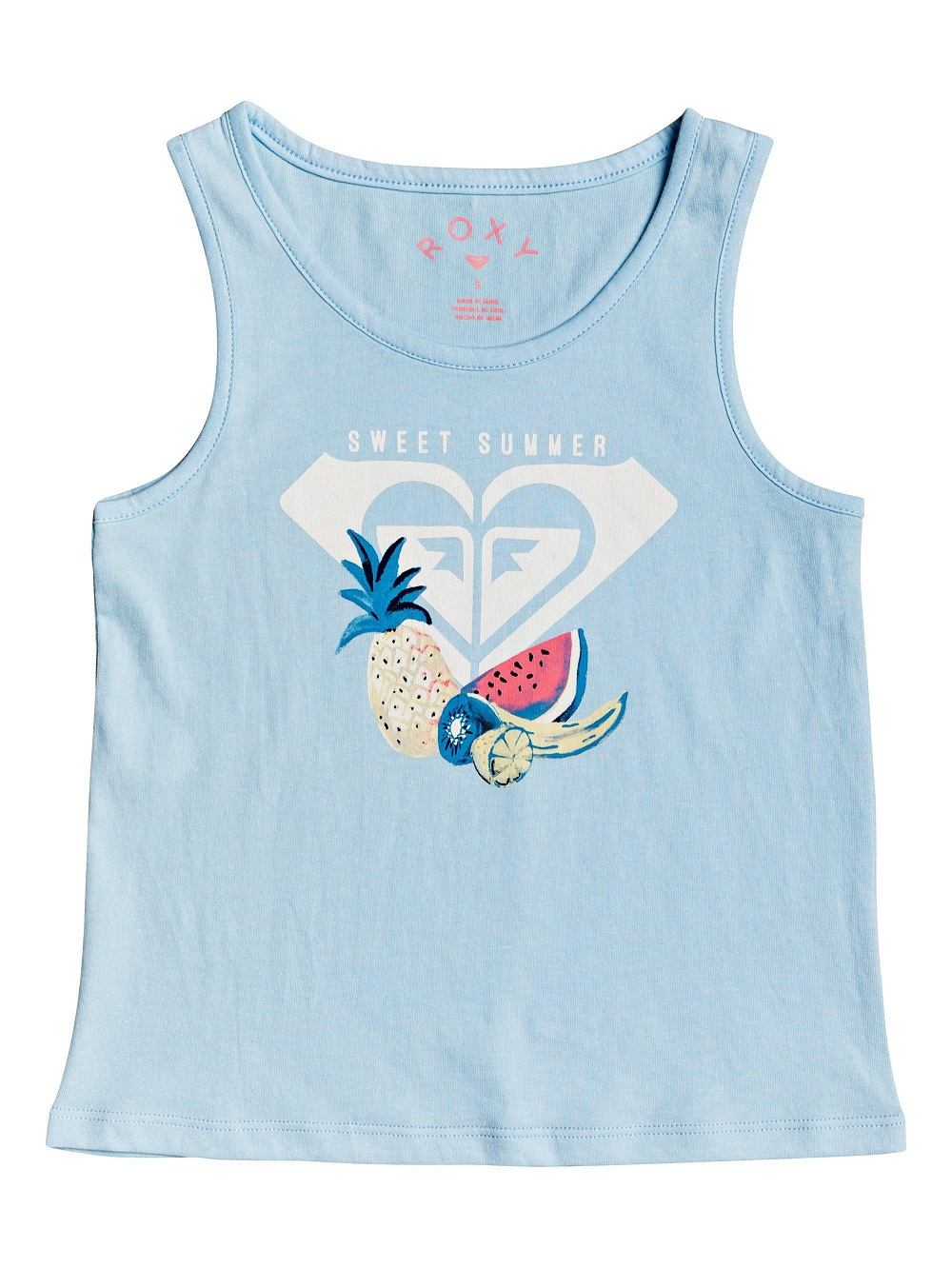 ROXY GIRL'S TANK TOP INTO THE SEA