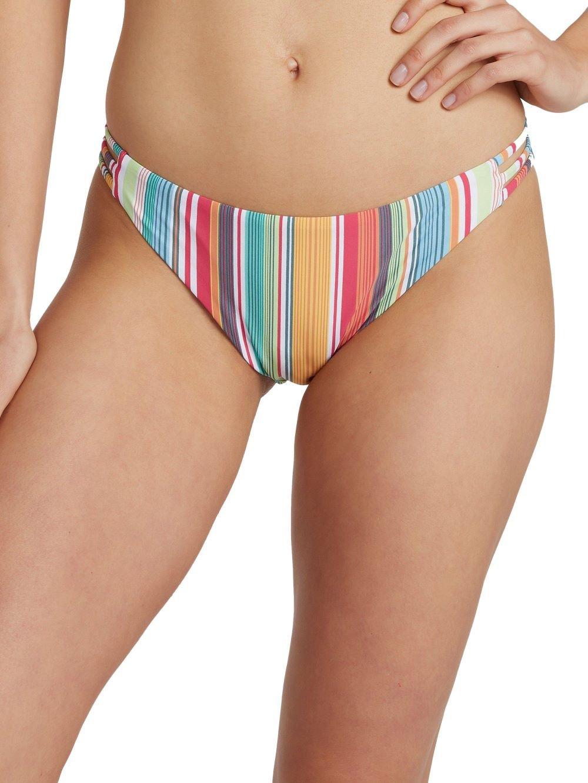Roxy Ladies Bikini Bottom Full Mexi Stripe