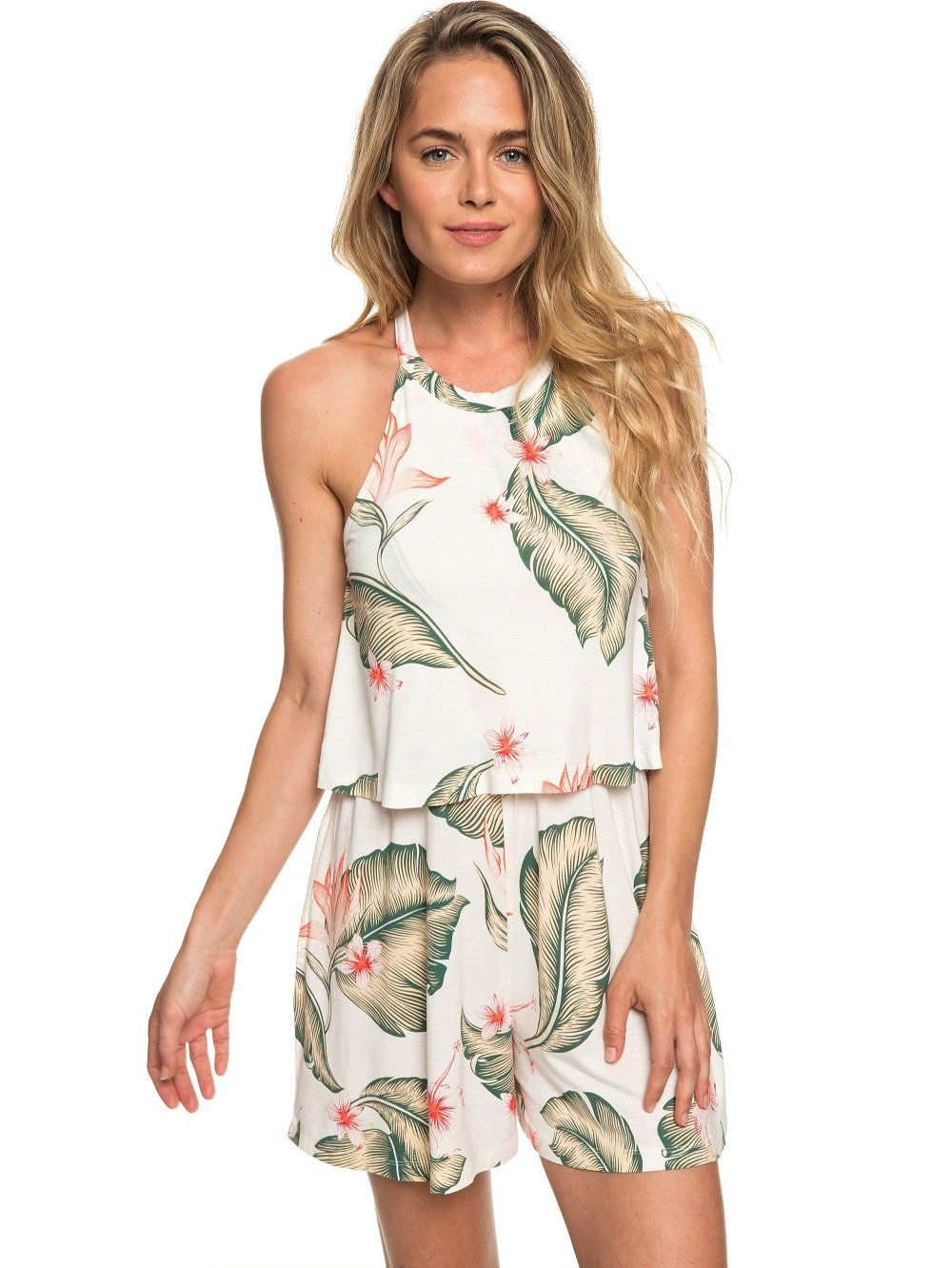ROXY WOMEN'S ROMPER FAVORITE SONG