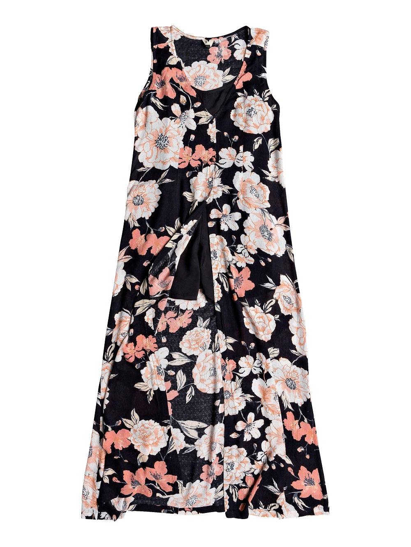 ROXY LADIES DRESS LONG FLOWERS