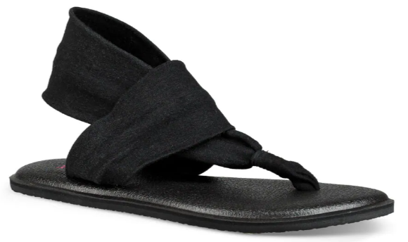 Sanuk Girls Sandal Yoga Sling Burst
