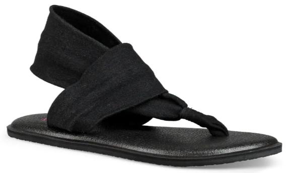 Sanuk Girls Sandal Yoga Sling Burst