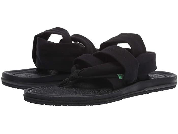 Sanuk Ladies Sandal Yoga Mat 3