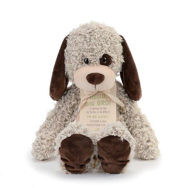 Kelli's Big Bro Puppy Plush