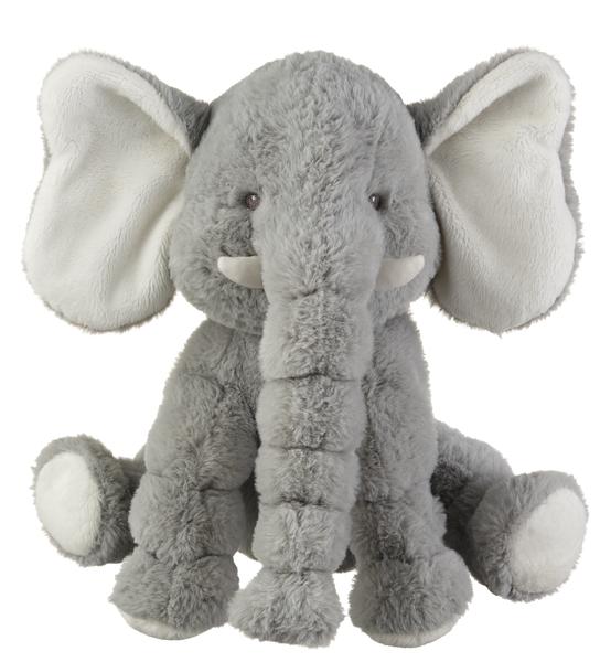 Ganz Grey Elephant Stuffed Animal
