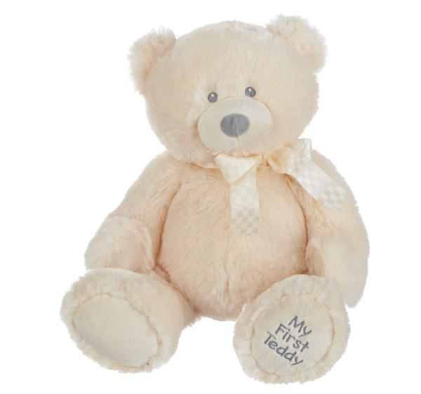 Ganz Cream My First Teddy