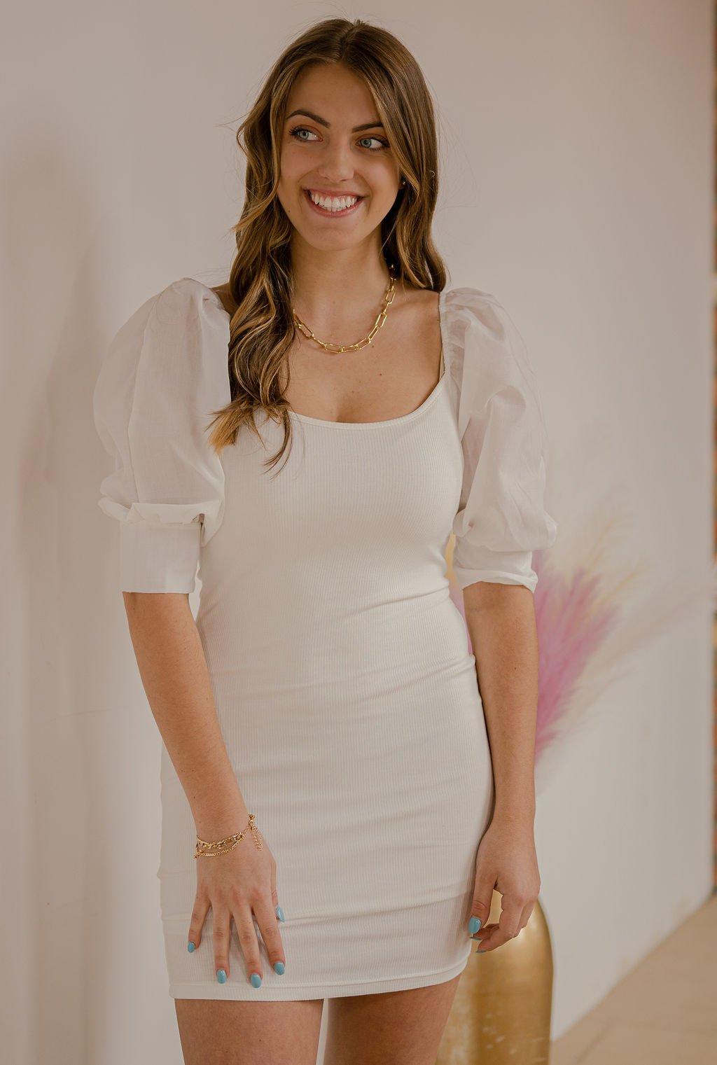 Hyfve Sweet Pea Knit Dress