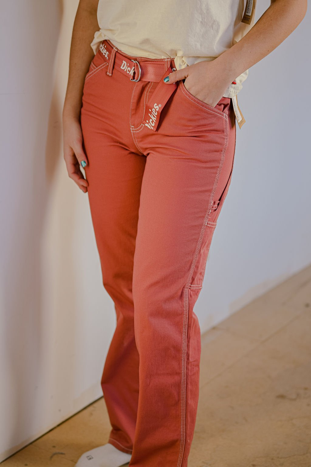 Dickies Rose Relaxed Fit Pant