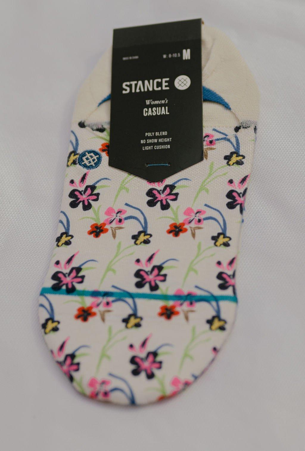 Stance Cream Garden Variety Socks