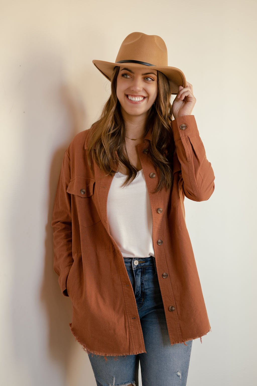 Gentle Fawn Ginger Guide Jacket