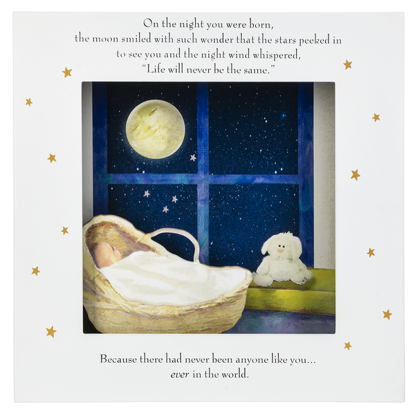 Ganz Baby Moon Wall Decor
