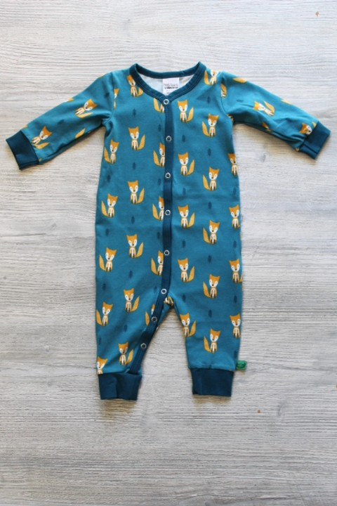 Fred's World Blue Fox Coverall