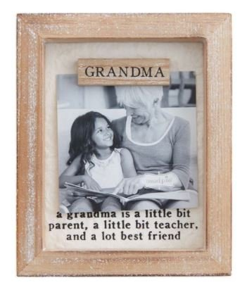 Mud Pie Grandma Magnet Frame
