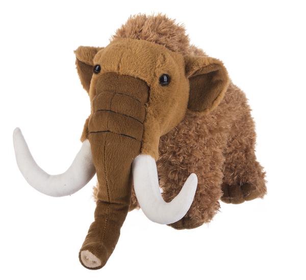 Ganz Wooly Mammoth Stuffed Animal