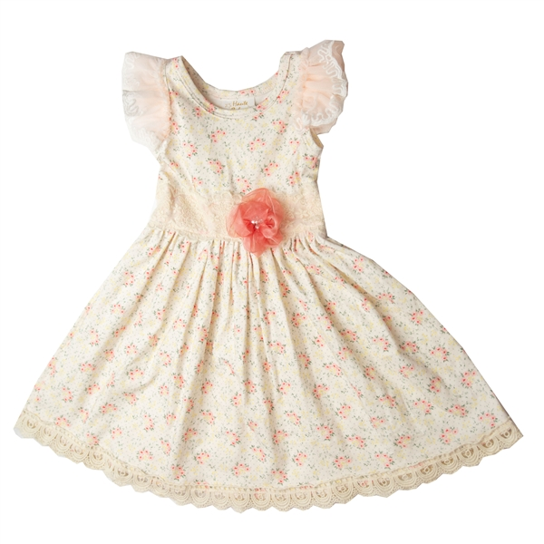 Haute Baby Hint of Spring Dress