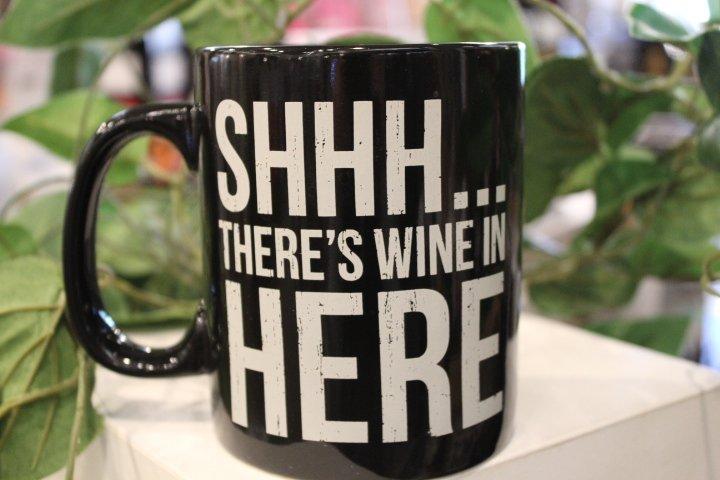 Primitives By Kathy Wine In Here Mug