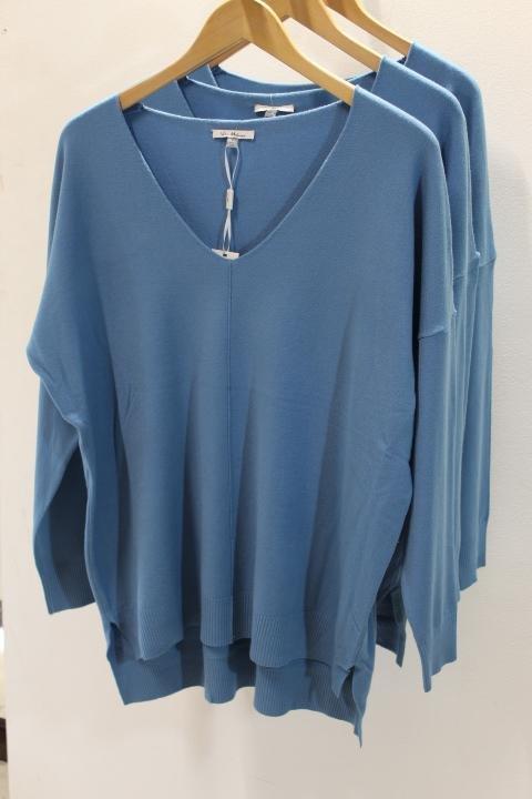 Milano 3/4 Sleeve Sweater