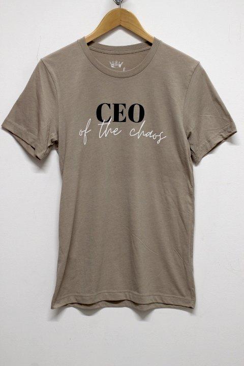 Panache CEO Chaos Tee