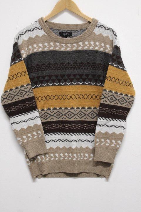 Papillon Nordic Sweater
