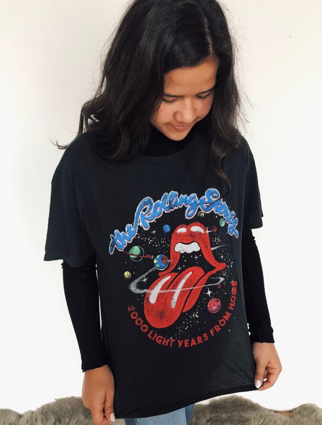 Daydreamer Rolling Stones Tee