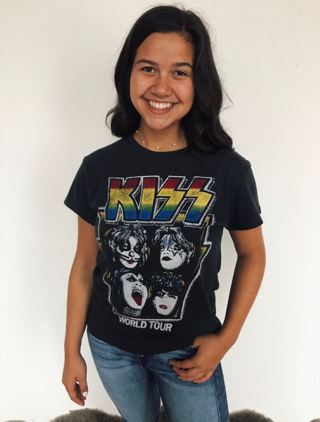 Daydreamer Kiss Forever Tour Tee