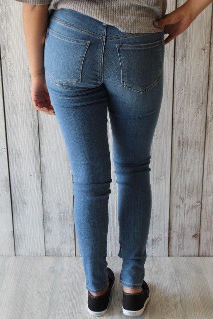 Mavi Alissa Light Supersoft Skinny Jean